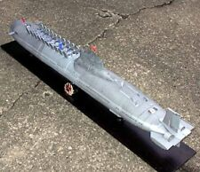 RUSSIA Project 941 Shark submarine Ship paper Model Do It Yourself DIY