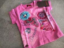 fc7c4a21d05ab tee shirt bébé fille CATIMINI thème Labo 12 mois neuf avec étiquette