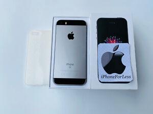 Apple iPhone SE (A1723) - 32GB - (Unlocked) - Space Grey - A1723 - Mint - Ref 49