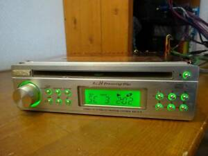 Denon DCT-1 cd player  ALPHA 24 Plus processor