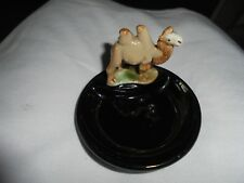 """Wade Porcelain """"Whimtray"""" With Bactrian Camel"""