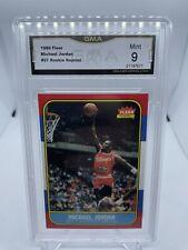 Michael Jordan #57 Rookie Reprint GMA 9 RC