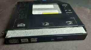 New Genuine Dell  DVD+/-RW 8x 12.7mm SATA Slim Optical Drive DS-8ABSH Incl. Sled