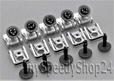 Unterfahrschutz Motorschutz Einbausatz Klammer für Audi A4 A5 A6 A7 A8 Q3 Q5 RS5