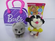 Barbie Pet Blind Bag Figures Series 2 Purse Bernese And Scottish Fold