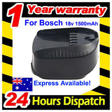 Replacement Battery For 18V Bosch Cordless PSR 18 LI-2 2607336039 2607336207