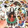50 Anime Kawaii fillm Stickerbomb Retrostickern Aufkleber Sticker Mix Decals