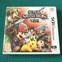 Super Smash Bros - Nintendo 3DS 2DS  - VGC