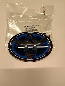 Genuine OEM Toyota # 75310-52030 Front Grille Emblem Badge 2015-2019  Prius C