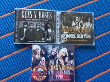 Guns N' Roses Concert 5 CD Live SBD Appetite Demos Like A Suicide The Ritz NY