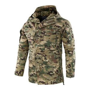 ESDY Outdoor Jacket M65 Battlefield Windbreaker Combat Smock Hunting Clothing