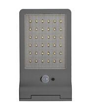 OSRAM DoorLED Solar Leuchte silver Bewegungssensor IP44 3W 320 Lumen 4000 Kelvin