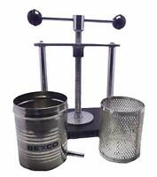 Top Quality, TINCTURE PRESS Capacity 1 Ltr /1000 ML by Brand BEXCO DHL Ship