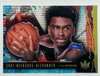 2018-19 Panini Court Kings Shai Gilgeous-Alexander Acetate Rookie Hot RC🔥