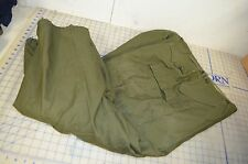 field trousers military issue M1951 M51 korean era shell and liners USA army