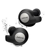 Genuine Jabra Elite Active 65t Titanium Black Wireless Earbuds / Charging Case