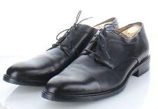 H37  $200 Men's Sz 13 M Cole Haan Warren Leather Cap Toe Oxford In Black