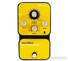 Source Audio Soundblox Tri-Mod Flanger Pedal (SA123) - New! Free Gift!