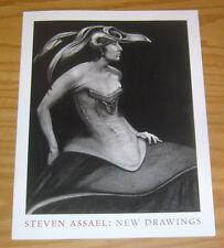 Steven Assael: New Dragins program guide - 2013 from forum gallery (new york)