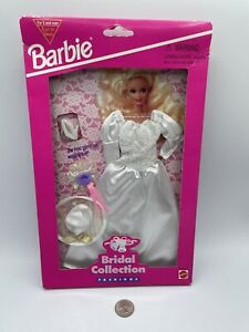 Mattel Barbie Bridal Collection Fashion Outfit 68065-94 1995 Vintage  NIB