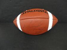Marshall Faulk Signed Spalding Football Autograph Auto PSA/DNA V05808