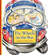 The Wheels on the Bus (Children's Favorite Activity Songs)-ExLibrary