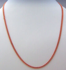 "Copper Neck Chain Necklace 24"" Wheeler Sunrise Healing Arthritis Pain cn 009 NEW"