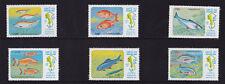 Laos - 1983 Fishes - U/M - SG 668-673