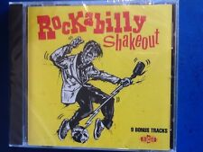 ROCKABILLY.   SHAKEOUT.      CD.        Ace records