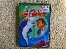The Incredible Mr. Limpet (DVD, 2009 FS*& WS)   1st Class Shipping  * NEW *