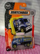 2018 Matchbox #36 XCANNER☆blue POLICE truck;yellow XRAY;Special Ops☆MBX Rescue☆