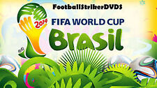 2014 World Cup Group D Uruguay vs England DVD