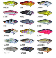 Strike Pro Cyber Vibe Fishing Lures NEW @ Otto's Tackle World