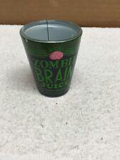 Zombie Brain Juice Shot Glass