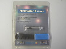 Seco Minimaster Set KIT MM06 6,0 mm , 4 teilig