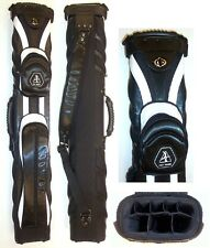 New 3x5 Sport Style Black & White Hard Case SB-4035 - FREE US SHIPPING