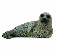 CollectA 88681 Spotted Seal Pup Sealife Toy Model - Nip