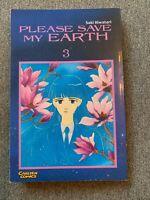 Manga: Please save my Earth, Teil 3, Saki Hiwatari