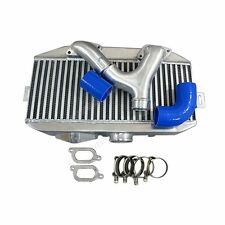 Top Mount Intercooler + Y-Pipe Kit For 02-07 SUBARU WRX/STI