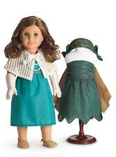 NIB American Girl Rebecca Costume Set with Mix and Match Dresses, Shawl NEW!