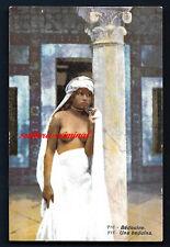 AK - LEHNERT & LANDROCK - Nr. 716 - Bédouine - HAREM - AFRIKA - MAGHREB - TUNESI