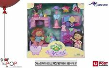 Cabbage Patch Kids Lil Sprouts Best Friends  Sleep Over Party Playset BNIB Toys