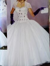 SALE, SALE! NEW   Prom Dress Ball Gown  by PC MARY'S SIZE 6