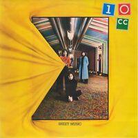 10cc - Sheet Music (180g Yellow Vinyl Gatefold LP) NEW/SEALED