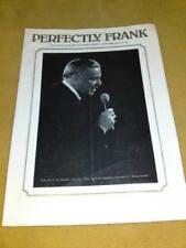 PERFECTLY FRANK MAGAZINE June 1990 No 221
