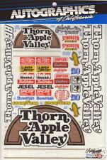 AutoGraphics #609 Thorn Apple Valley 1/10 scale decal