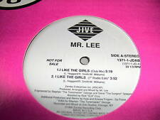 MR. LEE-LIKE THE GIRLS 4 MIXES dance 12""