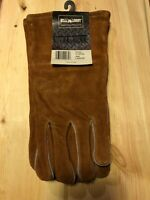 Wells Lamont Weldrite Leather Palm Gloves Sewn With Kelvar. New. Free Shipping