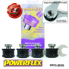 Seat Exeo (2009-2014) Powerflex Front Upper Control Arm Bushes Camber PFF3-203G