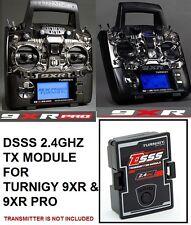 Turnigy DSSS Module 2.4Ghz Transmitter 9XR Pro TH9X R9B 9X8Cv2 JR CONFIGURATION